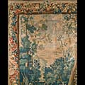 Aubusson Tapestry Verdure Pool Glade | Westland London