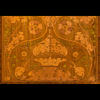 Marquetry Victorian Elysian Antique Doors | Westland London