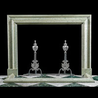Marble Bolection Green Victorian Fireplace  | Westland London