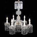 Edwardian Regency Cut Glass Antique Chandelier | Westland London