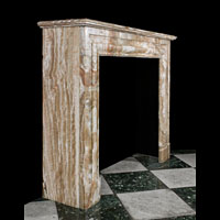 Cippolino Louis XVI Marble Antique Fireplace | Westland London