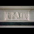 English Classical White Marble Fireplace | Westland London