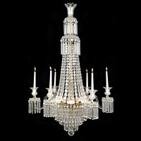 Regency Waterfall Crystal Antique Chandelier | Westland London