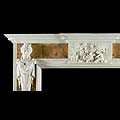 Neoclassical Style Marble Antique Fireplace | Westland London