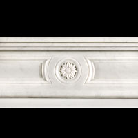 Carrara Marble French Chimneypiece | Westland London