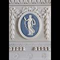 John Flaxman Antique Marble Fireplace | Westland London