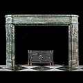Green Marble Louis XVI Antique Fireplace | Westland London