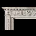 Sparta Antique Georgian Marble Fireplace | Westland London